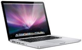 Apple MacBook Pro MC374D/A 33.8 cm (13.3 Zoll) Notebook (Intel Core 2 Duo P8600, 2,4 GHz, 4GB RAM, 250GB HDD, NVIDIA GeForce 320M, DVD, Mac OS) -
