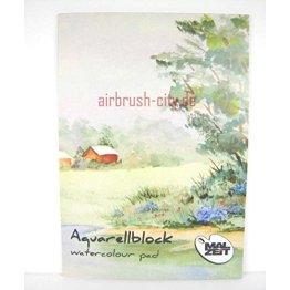 Aquarellblock A4 210g 10Blatt Watercolor pad -