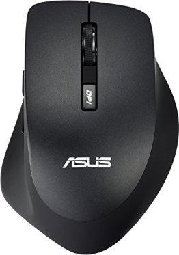 Asus WT425 Optische Maus (wireless, USB) schwarz -