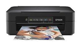 Epson Expression Home XP-235 Tintenstrahl Multifunktionsdrucker (Drucken, Scannen, Kopieren, 5.760 x 1.440 dpi, USB, Wi-Fi) schwarz -