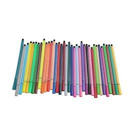 Finelliner, Filzstift, Buntstift, Farbstift Aquarell Stift Zeichenstift Buntstift 36-teilig in der Flasche kinder Schüler -