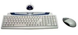 H+H KB 1200 RF Funk-Tastatur und Maus Set USB -