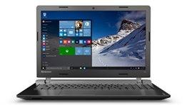 Lenovo Einsteiger Notebook mit 15,6 Zoll HD Display mit 500GB Festplatte (HDD), 4GB Arbeitsspeicher und Windows 10 (Ideapad) -