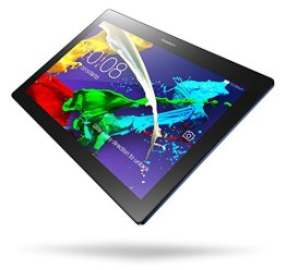 Lenovo TAB 2 A10-30 25,65 cm (10,1 Zoll HD IPS) Media Tablet (QC APQ8009 Quad-Core Prozessor , 1,3GHz, 2GB RAM, 32GB eMMC, 2MP + 5MP Kamera, Touchscreen, Dolby Atmos Sound, Android 5.1) midnight blue -