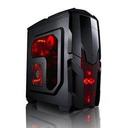 Megaport Gaming PC Intel Core i7-6700 4x 3.40GHz • Nvidia GeForce GTX1060 • 8GB DDR4 2133 • Windows 10 • 1TB • WLAN gamer pc computer desktop pc high end gaming pc gaming computer rechner -