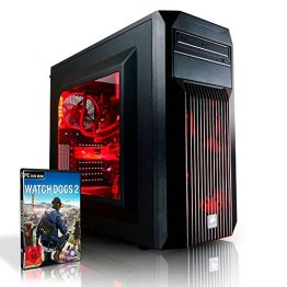 Megaport High End Gaming PC Intel Core i7-6700 4 x 4.00 GHz Turbo • Nvidia GeForce GTX1070 8GB • 16GB DDR4 2133 • Windows 10 • 1TB • WLAN gamer pc computer desktop pc gaming computer rechner -