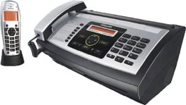 Philips Faxgerät magic 5 eco voice DECT/288136199 -
