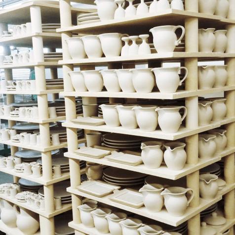 Gmundner Keramik Wagen