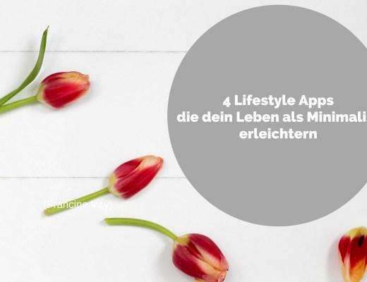 Dein Homespa - Vegan - Plantbased - Healthy - Lifestyle - 3 Lifestyle Apps - Minimalismus