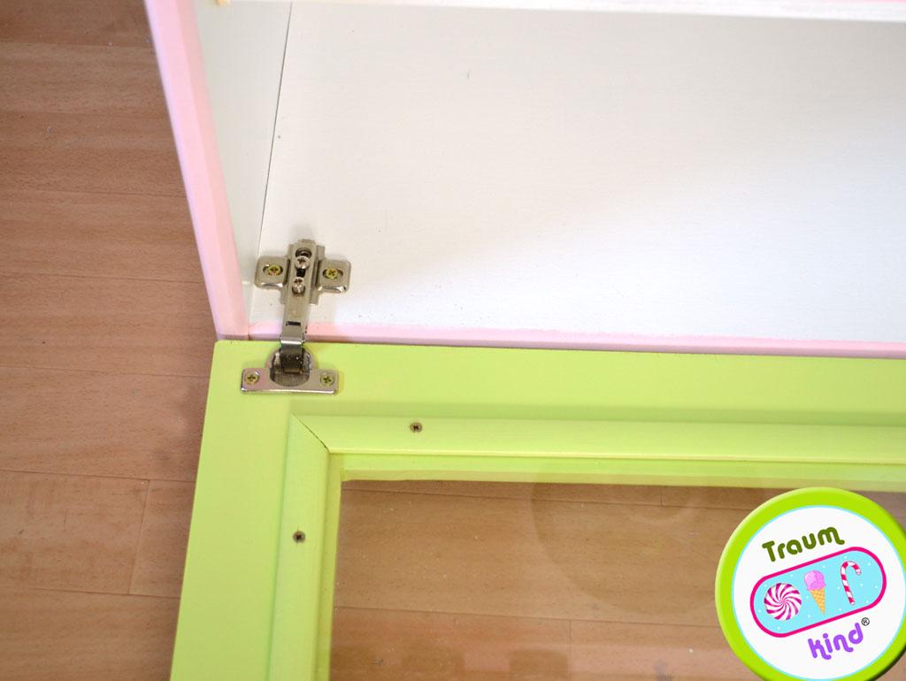 Kuche Plexiglasscheibe Kinder Ecke Holzwerkstattblog