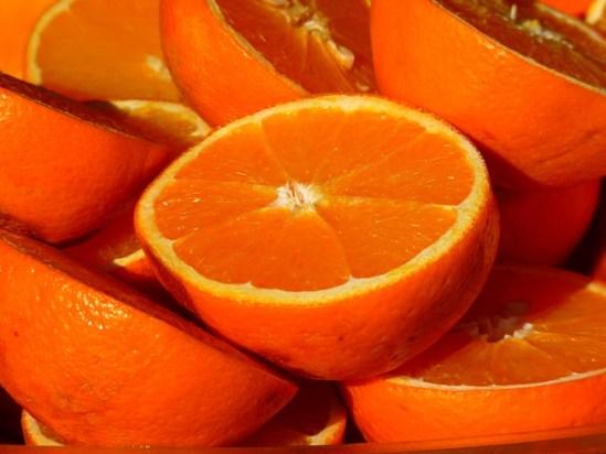 Orangenöl für dein Bartöl