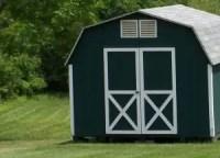 Isolierung: Garage und Gartenhaus