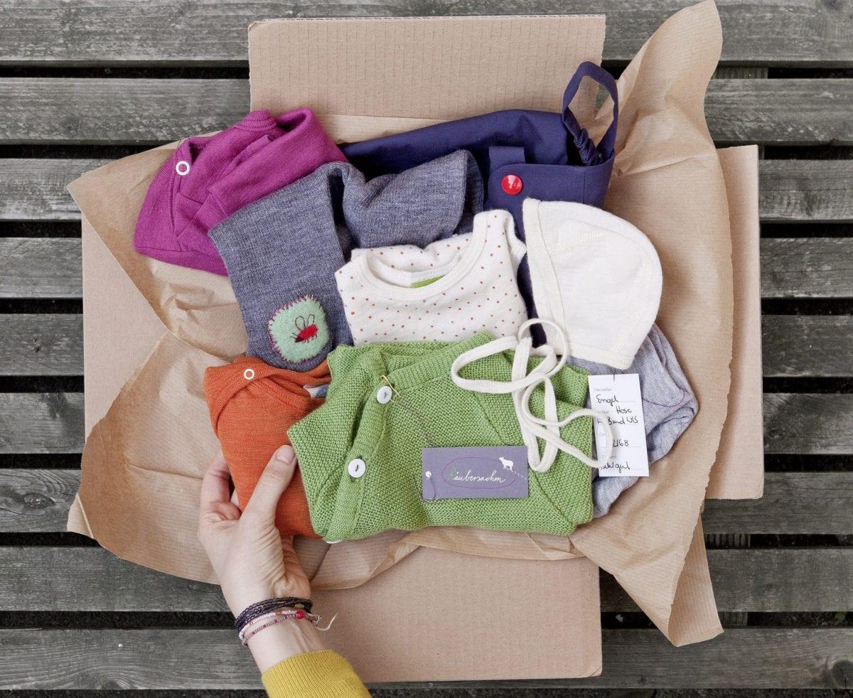 Ökologische Kinderkleidung mieten bei raeubersachen.de – Wir haben für euch getestet!