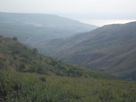 Haftara Jes. 54,1-10 Berge & Hügel