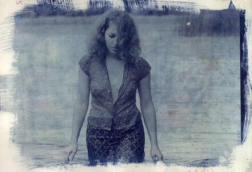 cyanotype © deinitio photography