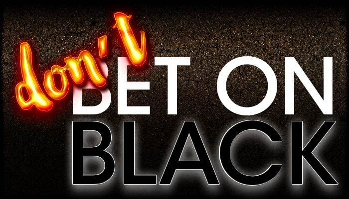 Ellora's Cave: Don't Bet on Black