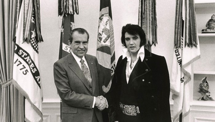 Nixon and Elvis: War on Drugs
