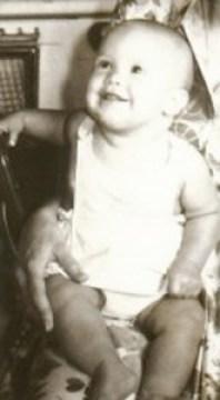 Deirdré in 1963