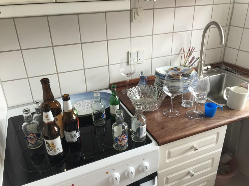 Alkoholikere....