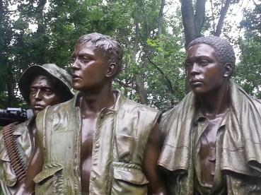 The Three Soldiers - Vietnam War Memorial