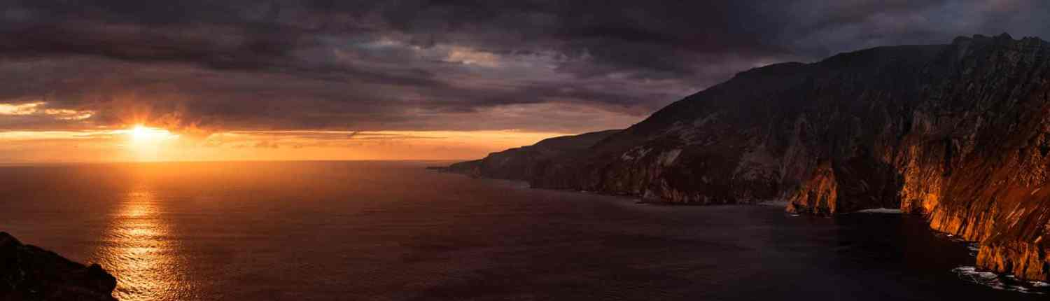 Slieve League - Why I Love Donegal In The Winter - Deirdre's Diary