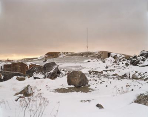 Utö, the last year of an island, bunker in rock