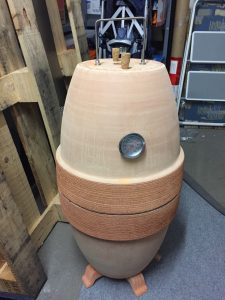 Keramikgrill