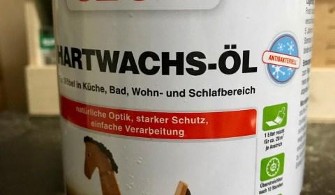 Hartwachsöl von CLOU