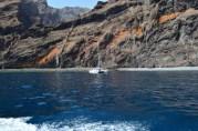 Bootsfahrt von Playa de Masca nach Los Gigantes