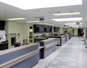 North Shore Medical Center – Emergency Services Department