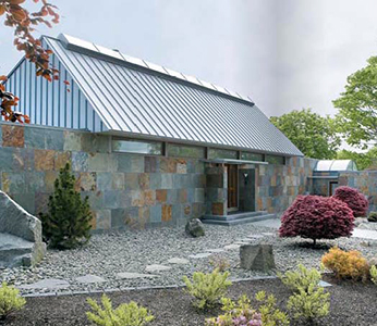 Oceanfront Residence, Swampscott, Massachusetts