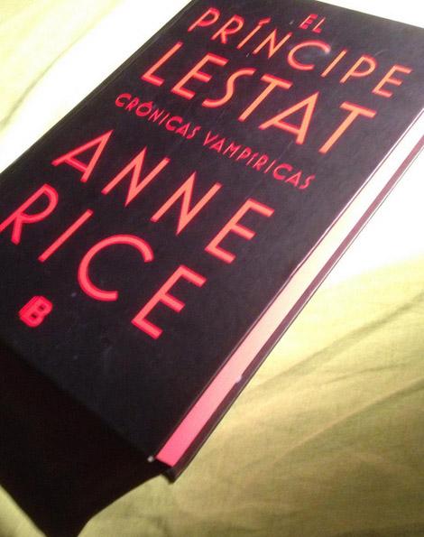 El Príncipe Lestat - Anne Rice