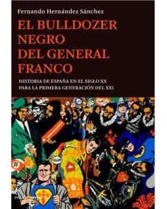 Bulldozer negro general Franco