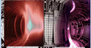 plasma disruption in experiment on JET and disruption-free experiment on JET