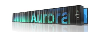 Aurora supercomputer