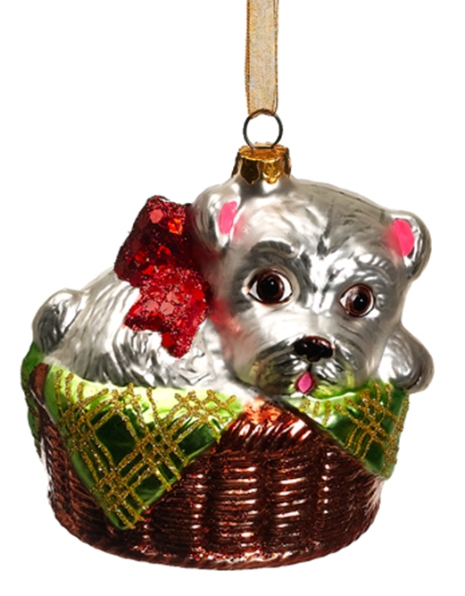 Dog Ornaments For Christmas Tree