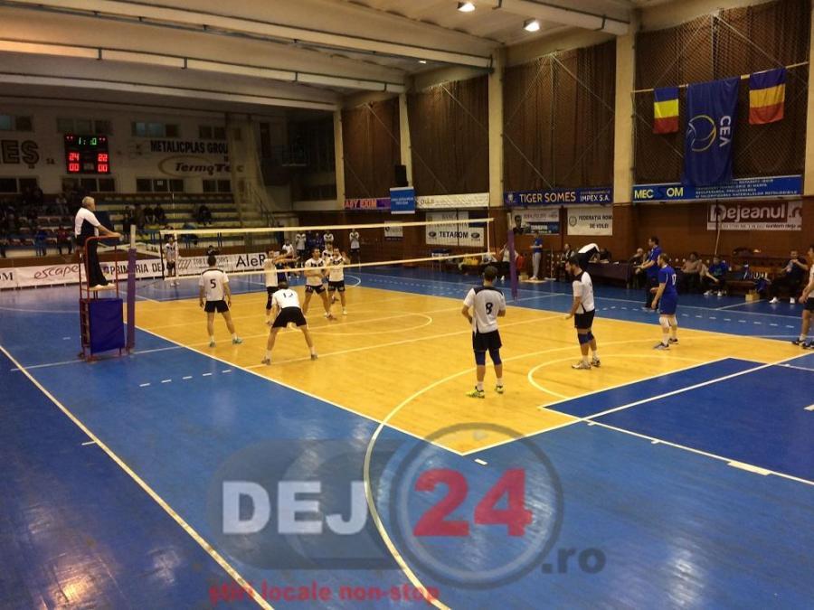 Unirea Dej - CSM Bucuresti volei masculin (6)