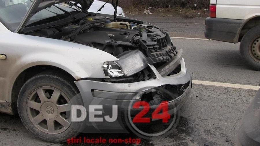 accident petrom dej (3)