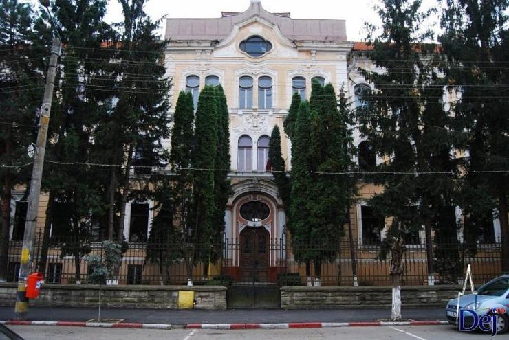 Colegiul National Andrei Muresanu Dej