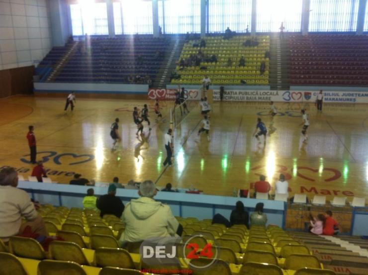 Explorari Baia Mare - Unirea Dej volei play-off (3)