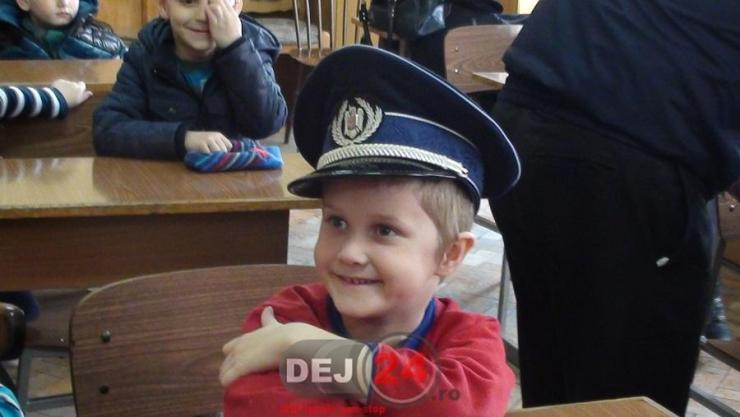 gradinita Arlechino vizita politisti (4)