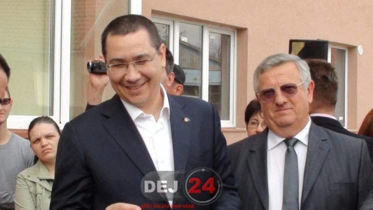 Victor Ponta premier