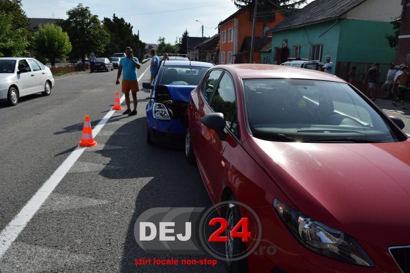Accident DN17 Reteag