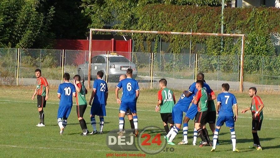FC Unirea Dej - Sanatatea Cluj fotbal (41)