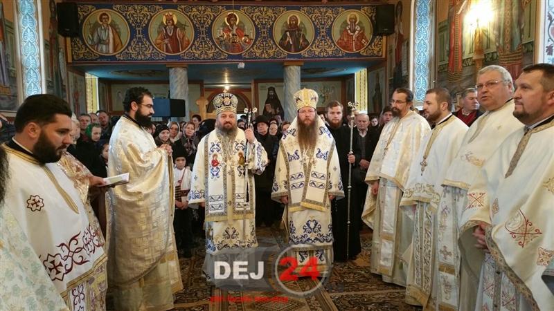 Protopopiatul Ortodox Dej slujba Parohia Strambu (2)