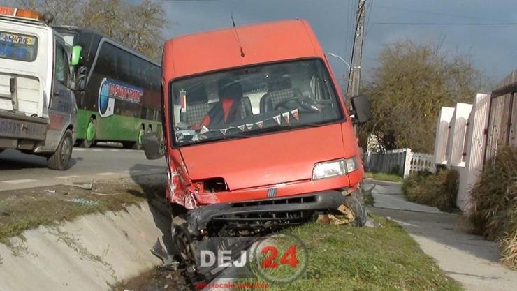 accident Urisor masini in sant (5)