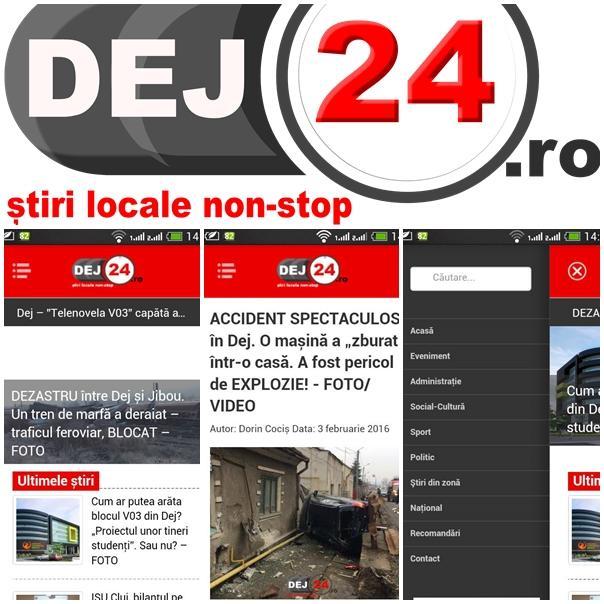 articol aplicatie mobila Dej24