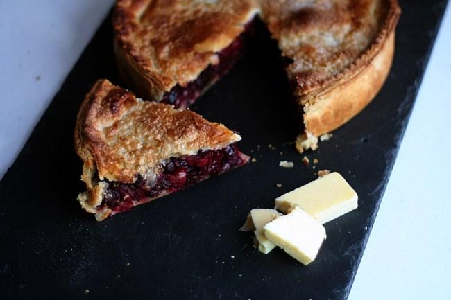 Radnor Cranberry Tart