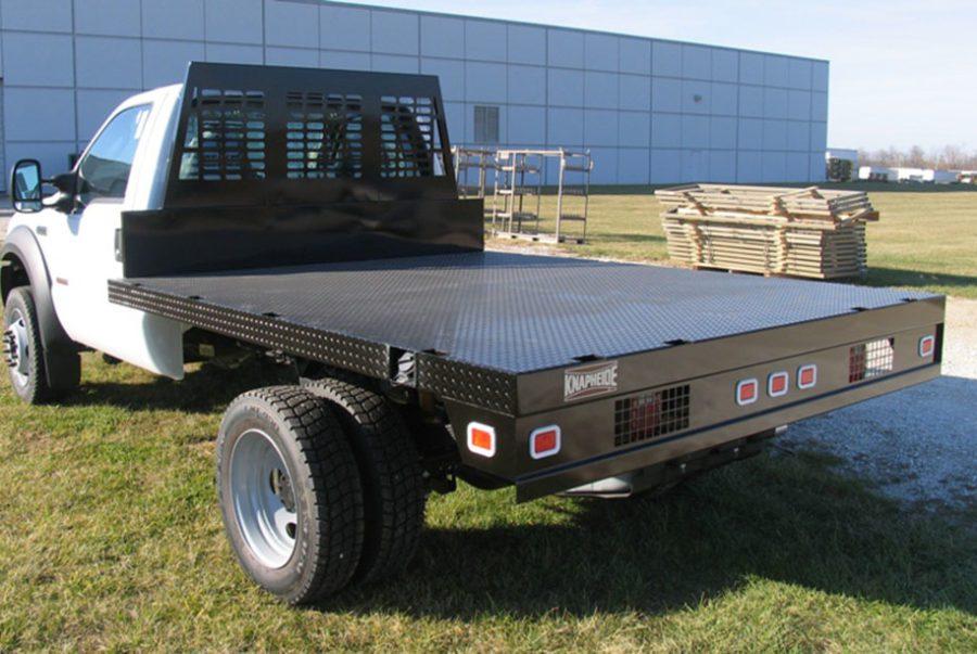 Knapheide Westerner Flatbed Bodies  Dejana Truck