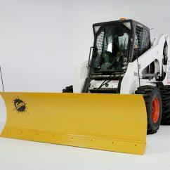 Fisher Plow Rv Slide Skid Steer Snow Dejana Truck And Utility Equipment